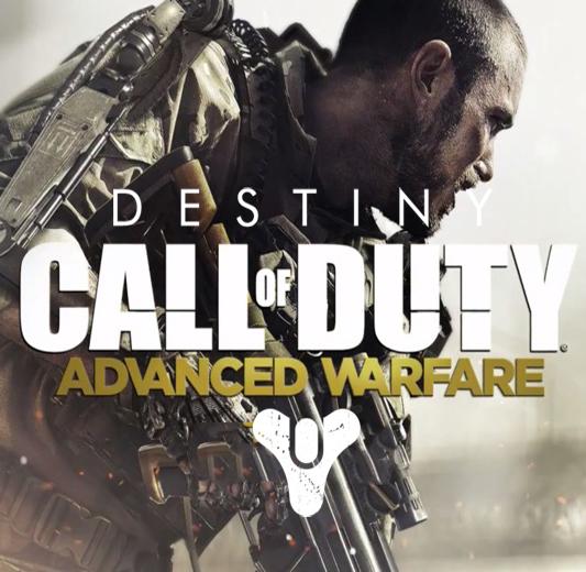 Destiny Free With Call Of Duty Advanced Warfare Pre-order